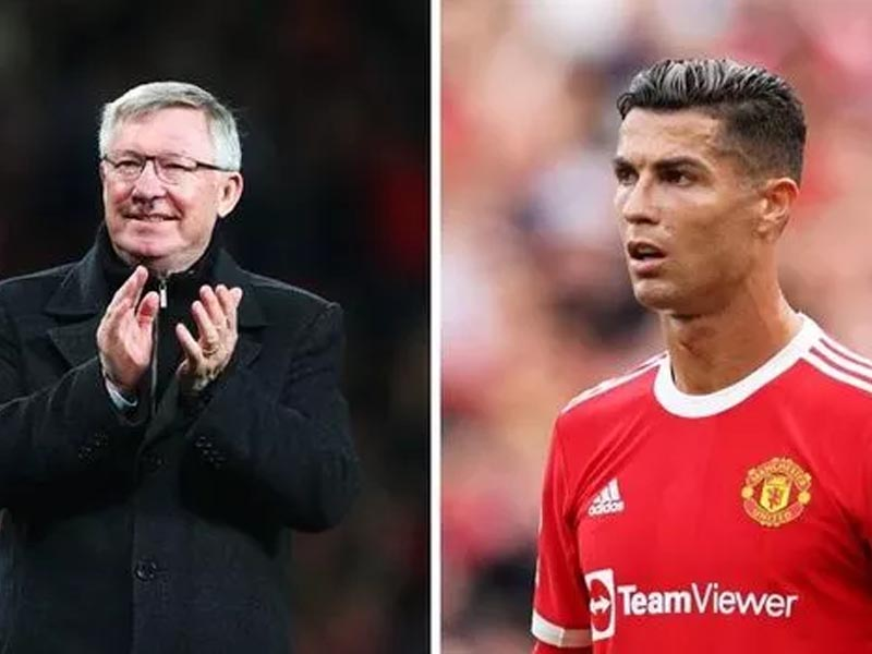 Sir Alex Ferguson explains what he expects from Cristiano Ronaldo's second Man Utd spell