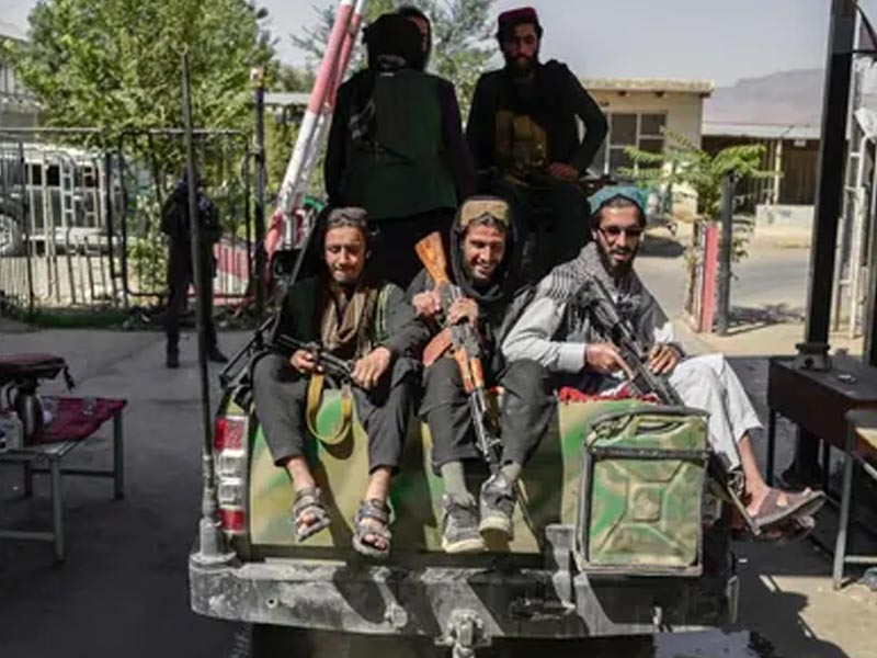 Pakistan bats for Taliban, says should be given time to run Afghanistan