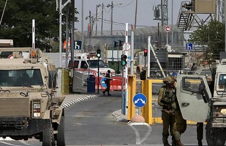 Israel reopens West Bank crossing for first time since jailbreak