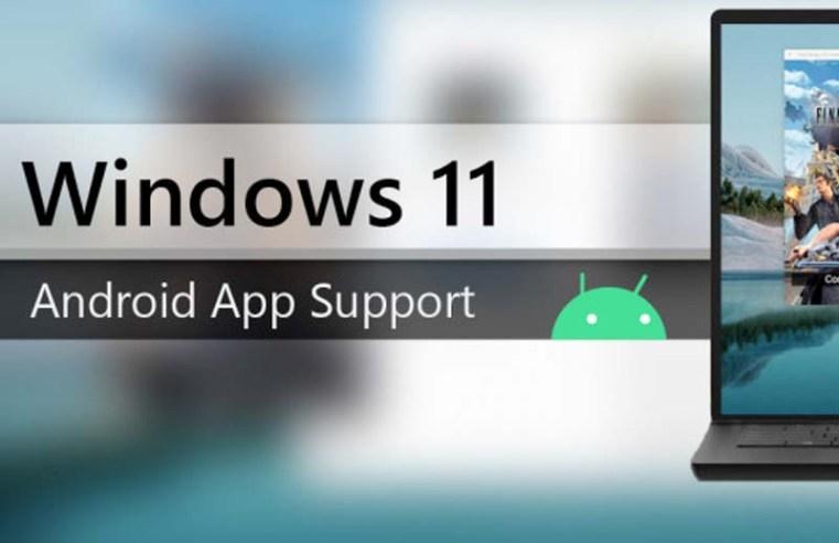 Developer creates hack to run Google Play Store on Windows 11