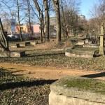 Blick über den Geusenfriedhof, Bild: Uli Kievernagel