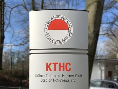 Das Vereinsheim des KTHC findet sich am Olympiaweg in Müngersdorf, Bild: Jörg Michell, lindenthal.blog