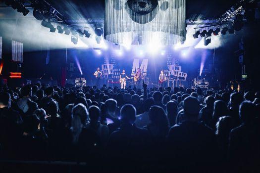 Miljö bei einem Konzert in der Live Music Hall, Bild: Kay-Uwe Paulen Krake