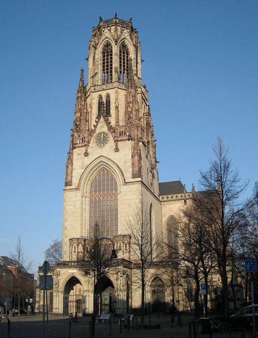 Die Agneskirche, Bild: Harald Ernst, CC BY-SA 3.0 DE