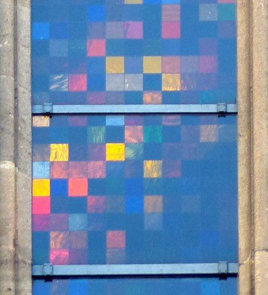 Detailansicht des Richters-Fensters, Bild: Geolina163, CC BY-SA 3.0