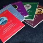Heute kam ein Bücherpäckchen vom Literaturblog Duftender Doppelpunkt