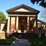 Ein erfüllter Traum: Besuch einer Public Library! Teil 2: Newport