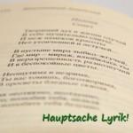 Gedicht zum Tag: Hälfte des Lebens von Friedrich Hölderlin