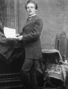 So sah Karl Mays Arbeitstag bei Münchmeyer aus, als er 1875 dort als Redakteur tätig war