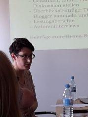 LitBlog Convention 2017 Mara Giese