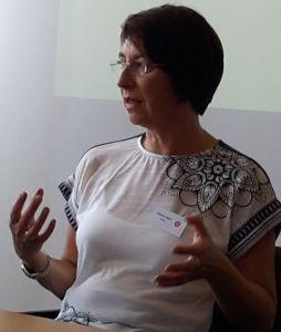 LitBlog Convention2017 Rebecca Gablé