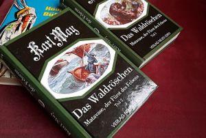 Karl May Das Waldröschen Der Fürst des Felsens
