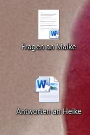 Interview Maike Claußnitzer Desktop Dokumente
