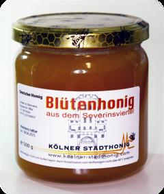 Honigglas aus dem Severinsviertel