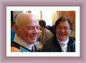 Die Gastgeber: Gerlinde und Martin Will