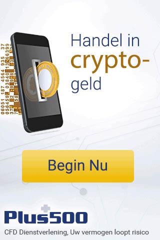 Verhandel Cryptogeld met deze CFD service