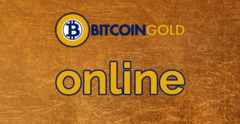 Bitcoin Gold Online