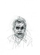 Chaos   digital drawing   prints available