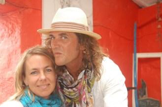 Inge & Loris at La Palmera
