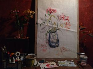 """Studio """"le Boudoir' La Palmera Teguise Lanzarote"""