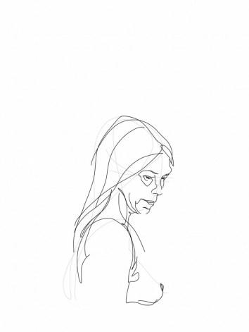 Aurora | digital drawing