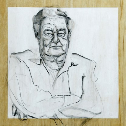 Cor Bernard| Acrylic on wooden panel | 70x80 cm
