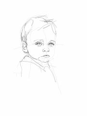 Sem 2013| digital drawing to commission | portret opdracht