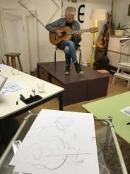 Model drawing | Modeltekenen | Peter Broersen