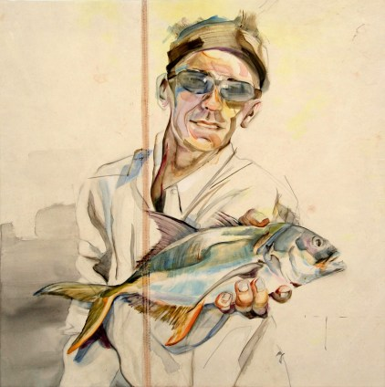 Fisherman 01 | Private Collection | Prints for sale