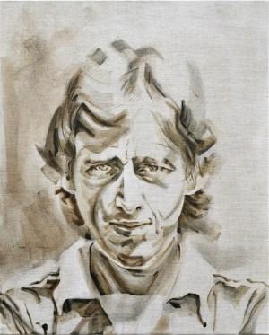 Hugo Hovenkamp AZ   Acrylic on linnen canvas  70x80 cm