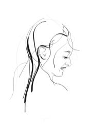 Maxi | portrait commission | digital drawing