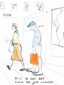 Gewoon tekeningetjes