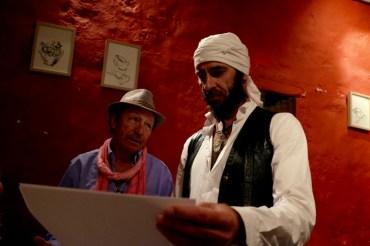 Jose Luis & Gian Luca La Palmera