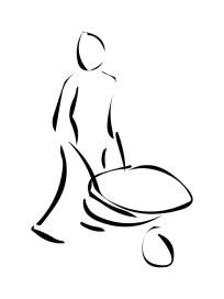 Logo Frank Blom Hoveniers