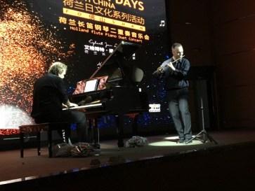 Henry Kelder and Egbert Jan Louwerse China 2018