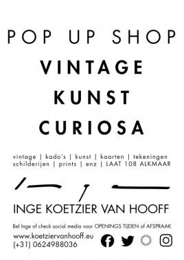 vintage kunst curiosa Alkmaar