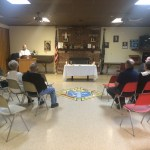 1st saturday mass at council