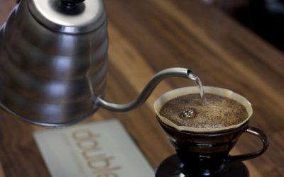 Menyeduh Kopi Secara Manual (Manual Brew)