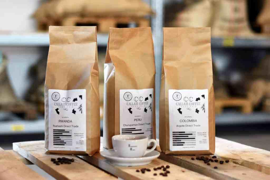 Callati Coffee koffiebonen