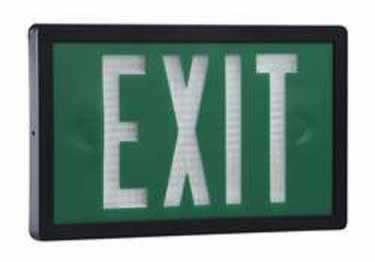 Self Luminous Exit Signs By Isolite