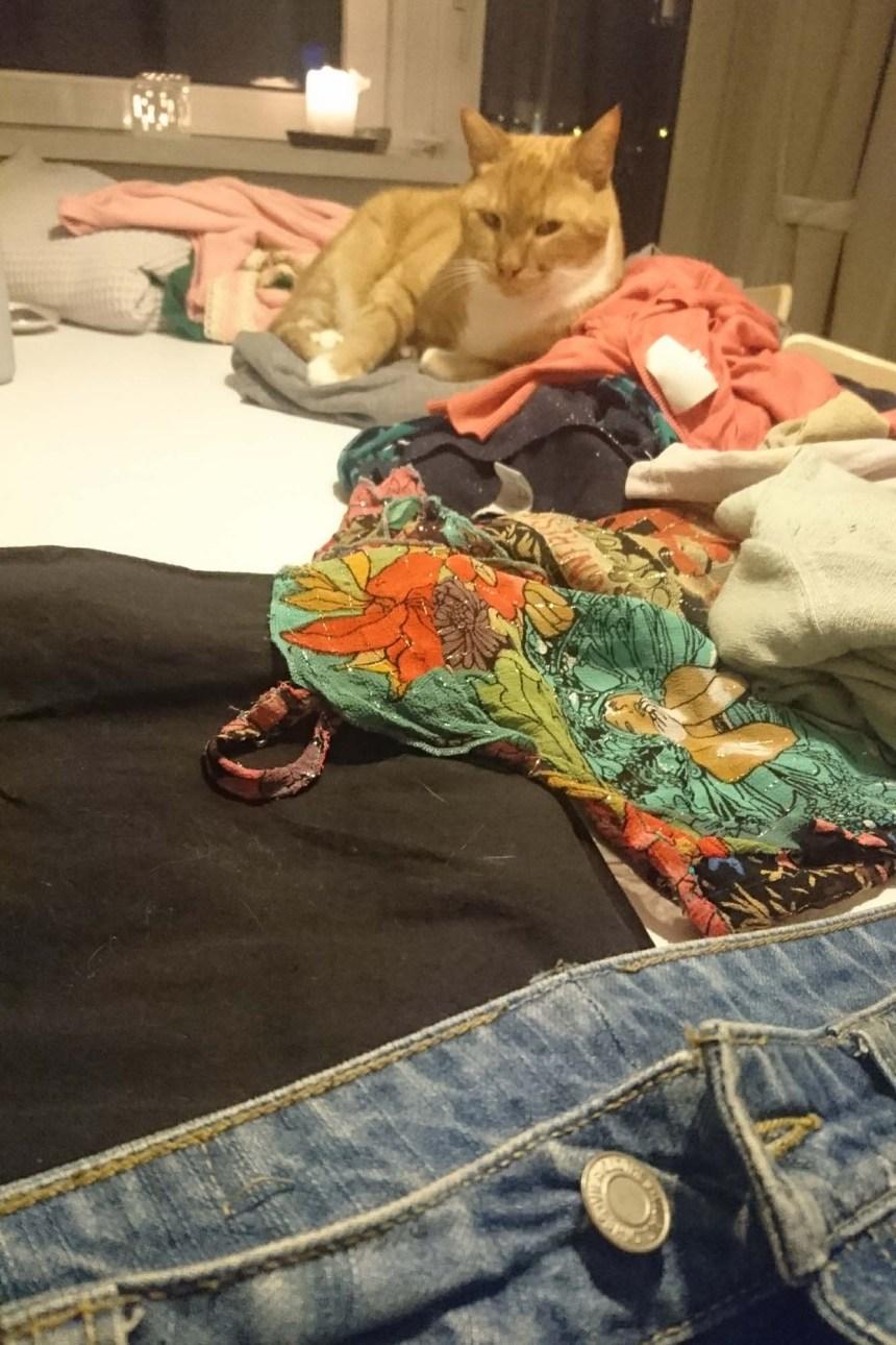 Stoffer på mit tøj
