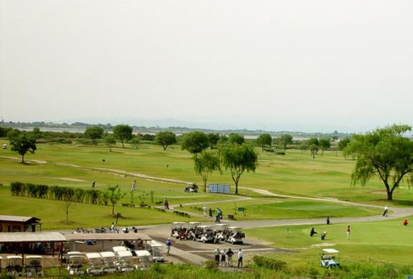 古河ゴルフリンクスのコース