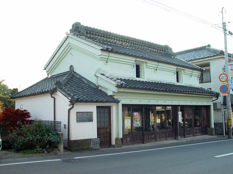 永井路子さん旧宅外観