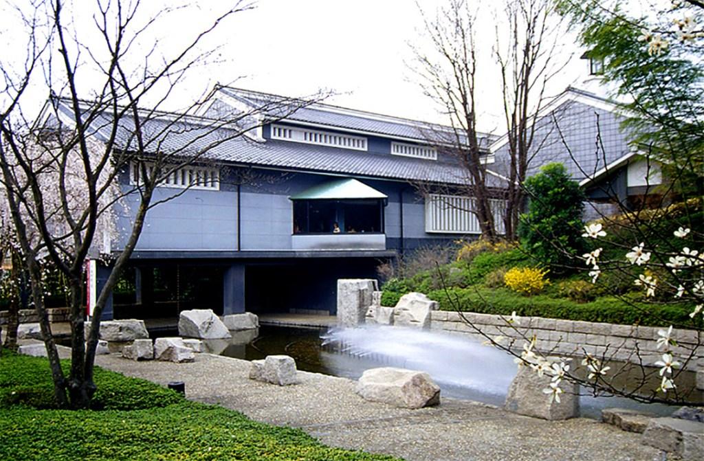 歴史博物館周辺外観