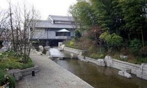 古河歴史博物館外観(東側から)