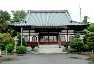 鮭延寺本堂