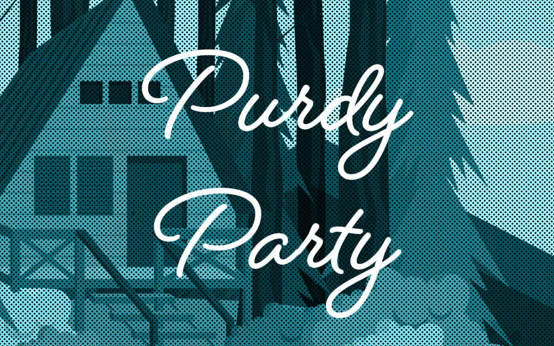Kogawa House to Host Purdy Party