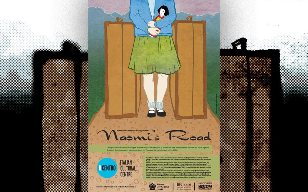 Vancouver Opera Press release | Naomi's Road