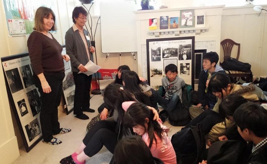 A-school-group