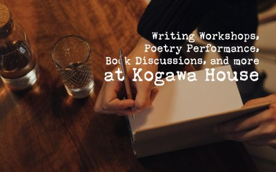 Writing Workshops, Poetry Performance, Book Discussions, and More